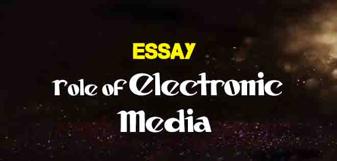Catcher In The Rye Essay Topics  Topics For A Problem Solution Essay also Education Conclusion Essay Role Of Electronic Media Short Essay  The College Study Essays On Adoption