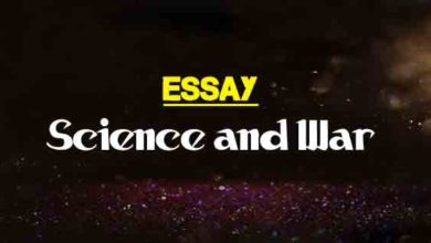 Essay On Wonders Of Science In English  The College Study Essay On Science And War  Words